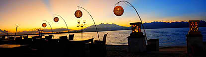 Gili Restaurants